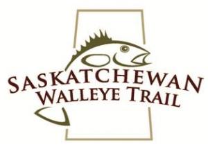 SK Walleye Trail logo