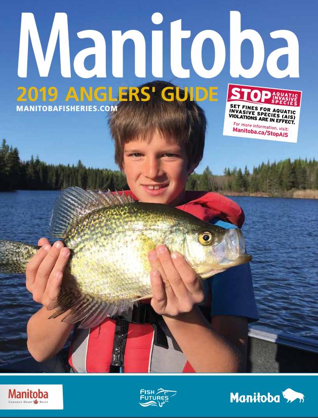 2019 Manitoba Anglers' Guide