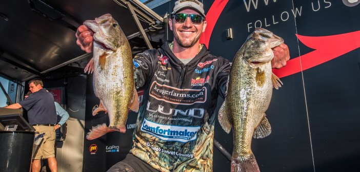 2017 Top 12 Competitive Angler Rankings for Central Canada – Winter Issue 2017
